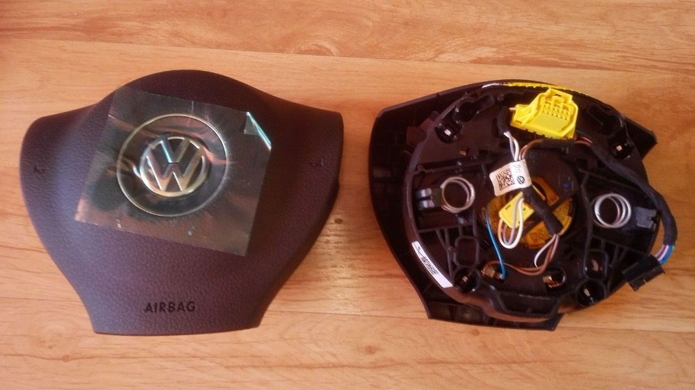KIT Airbag VW SHARAN 7N 2009 - 2015 Volan + Pasager