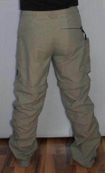 Pantaloni barbati lungi/scurti HAGLOFS CLIMATIC cred M transp inclus Uricani - imagine 6