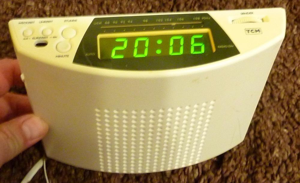 Vand Radio de bucatarie TCM