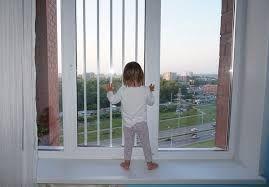 Решетки барьер на окна. Мы защитим Ваших детей от выпадания с окон.