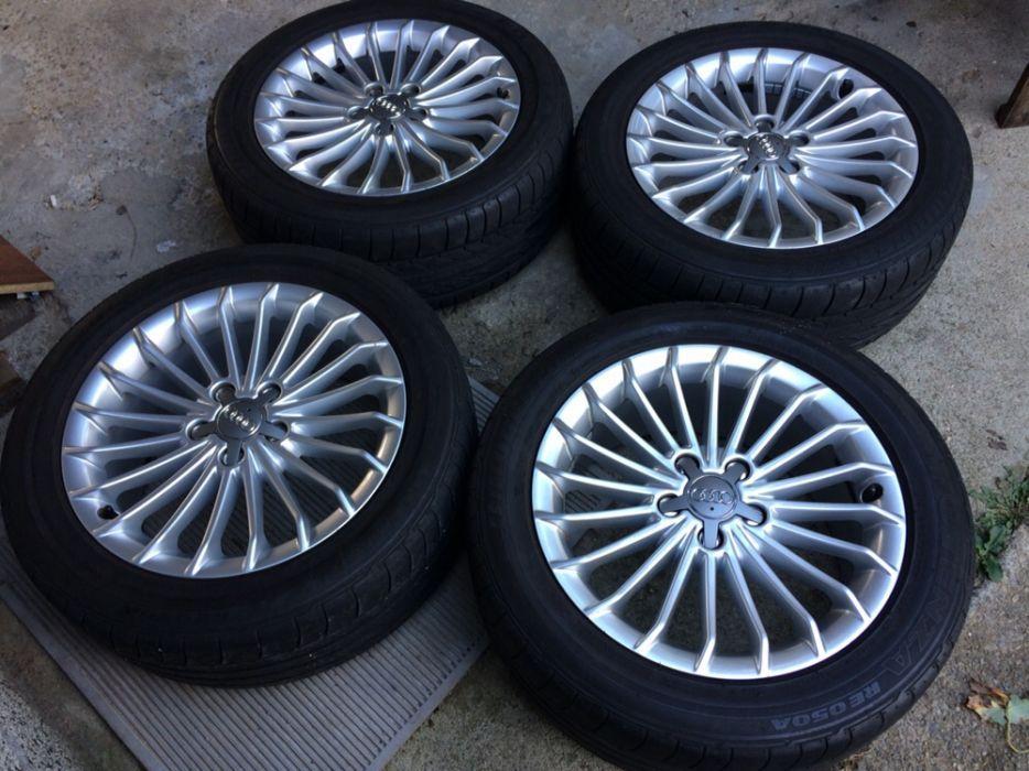 "4бр. оригилани джанти Audi 17"" 5x112"