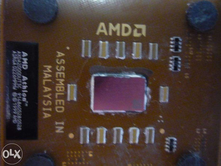 procesor AMD ATHLON socket A