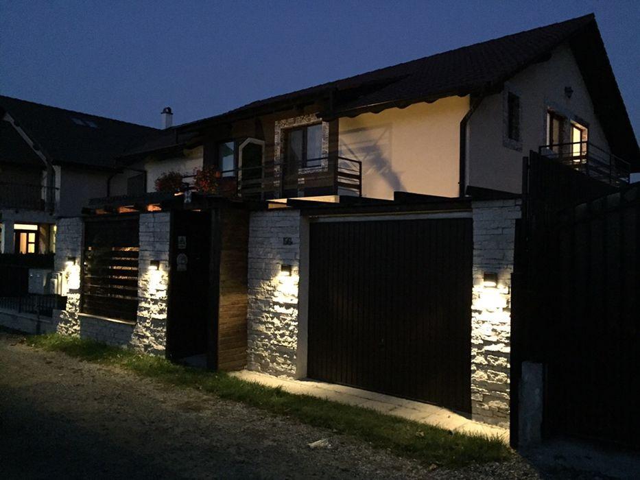 Închiriez casa duplex lux regim hotelier Gilau DN01 si pt. UNTOLD