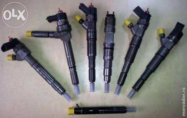 Reparatii injectoare & pompe de injectie Common-Rail
