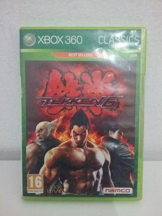 5 Jogos para Xbox 360