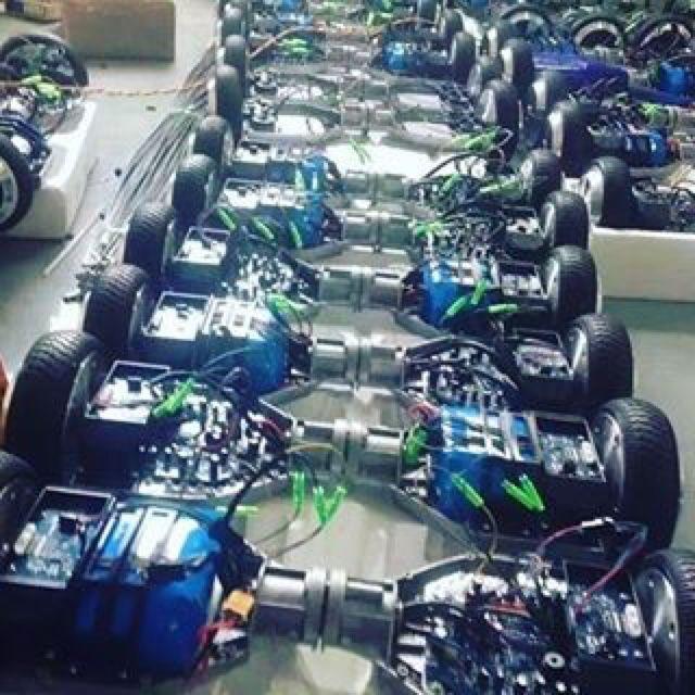 Reparatii scutere electrice HOVERBOARD