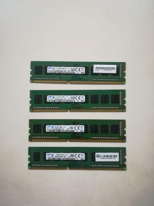 Memoria ram ddr3 8gb pente único