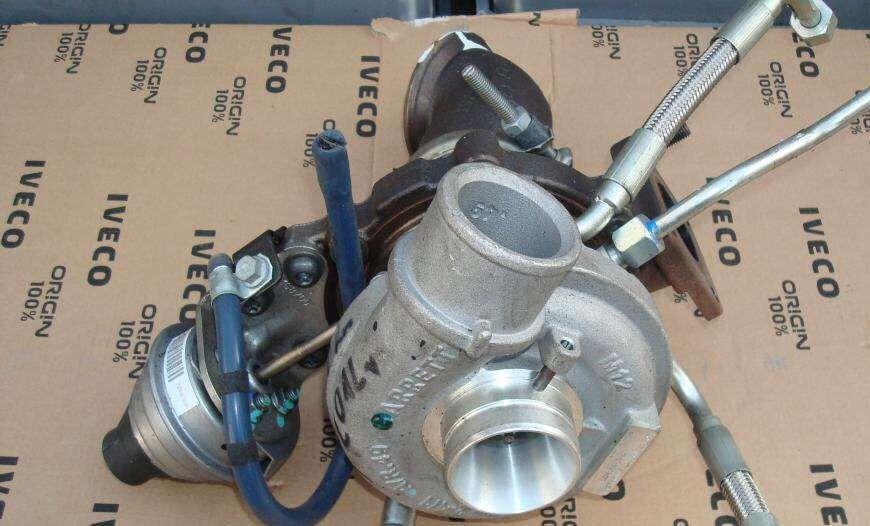 Turbo Iveco daily euro 5 motorizare 2.3