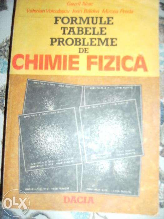 Formule,tabele ,probleme de chimie-fizica