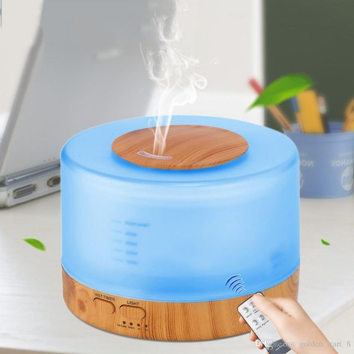 Umidificador de ar Controle Remoto