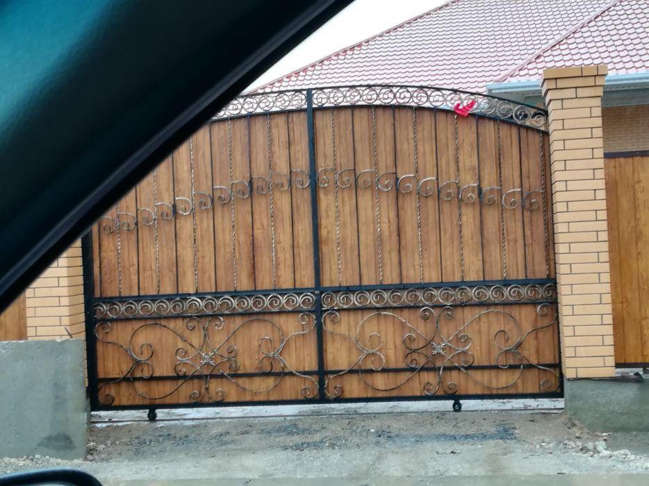 В рассрочку Ип Сиденов Ворота с доставкой и установкой