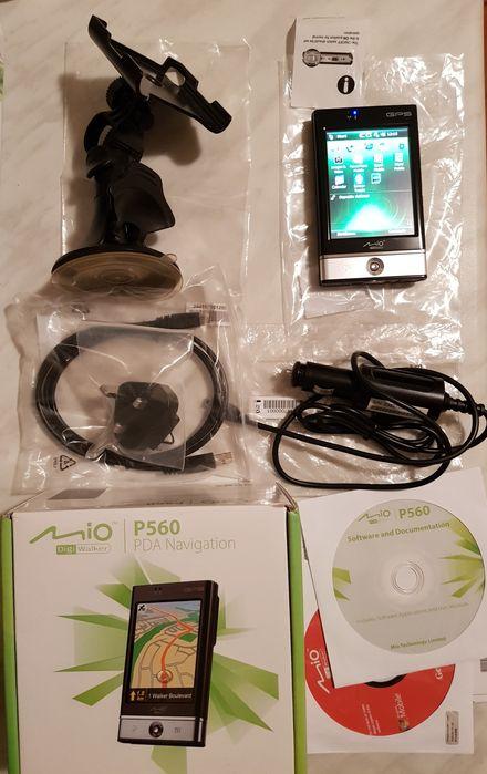 MIO DigiWalker P560 PDA Navigation
