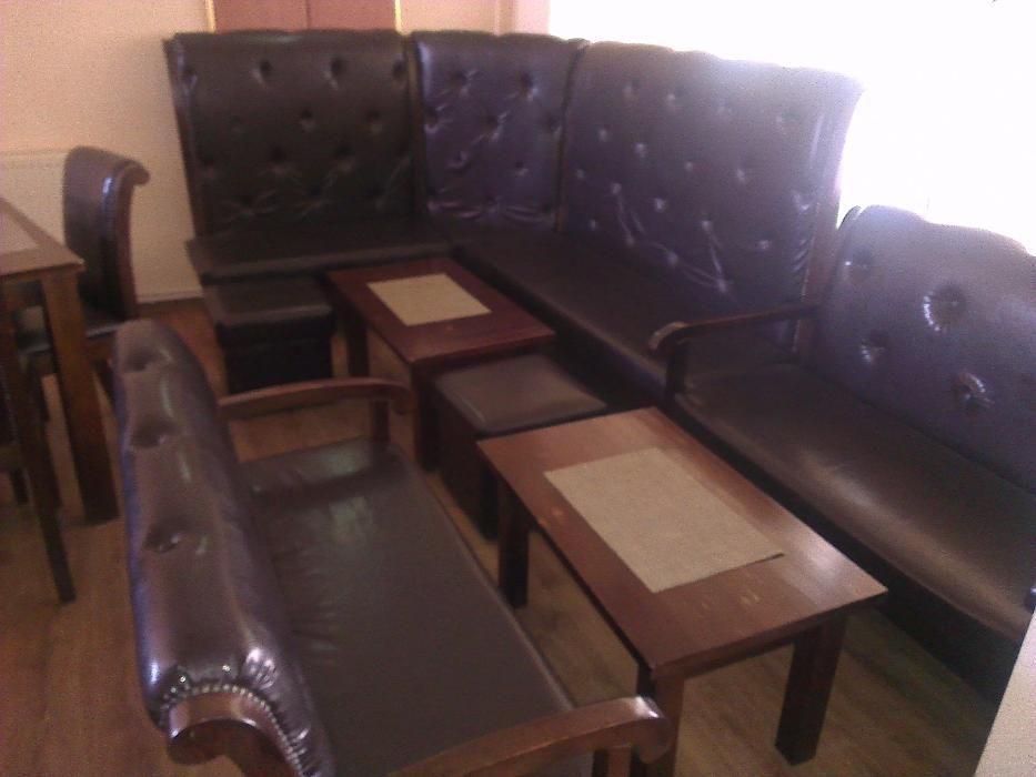 Doar azi,oferta mobilier lemn masiv restaurant-bar