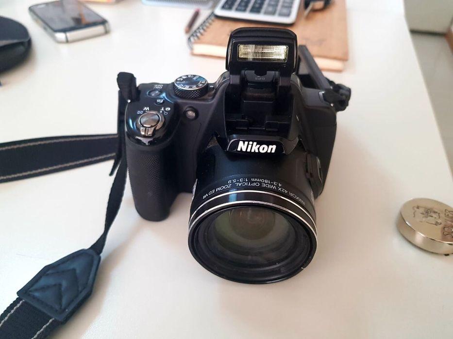 Vendo minha câmera nikon profissional