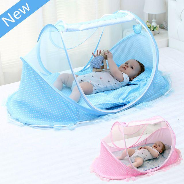 Rede mosquiteira para bebê