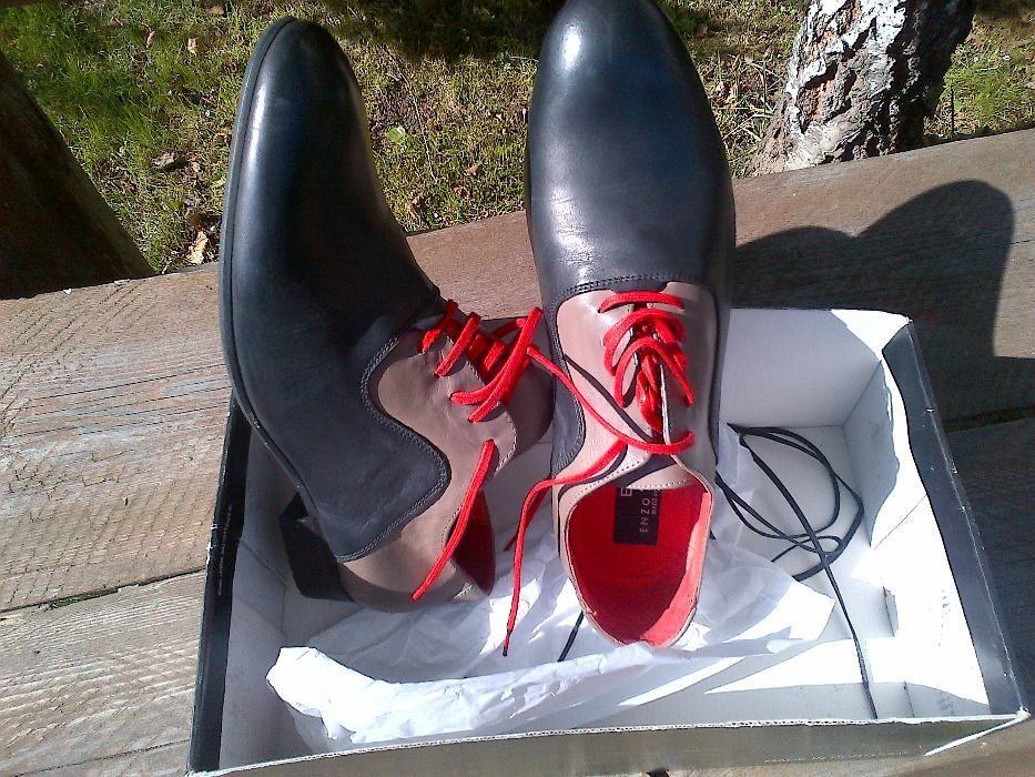 Pantofi Enzo Bertini Nr.44, Noi,