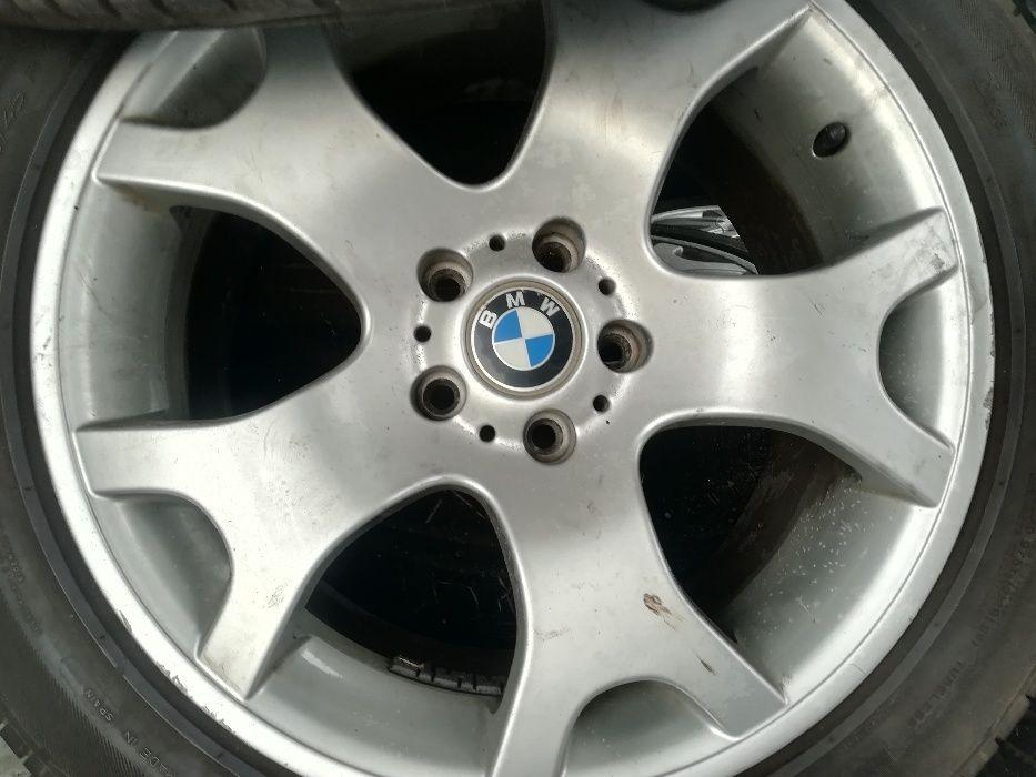 """Оригинални лети джанти с гуми 19"""" за BMW X5"""