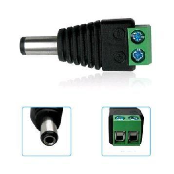 Mufa Alimentare Tata Power Balun pentru CCTV Camera de Supraveghere