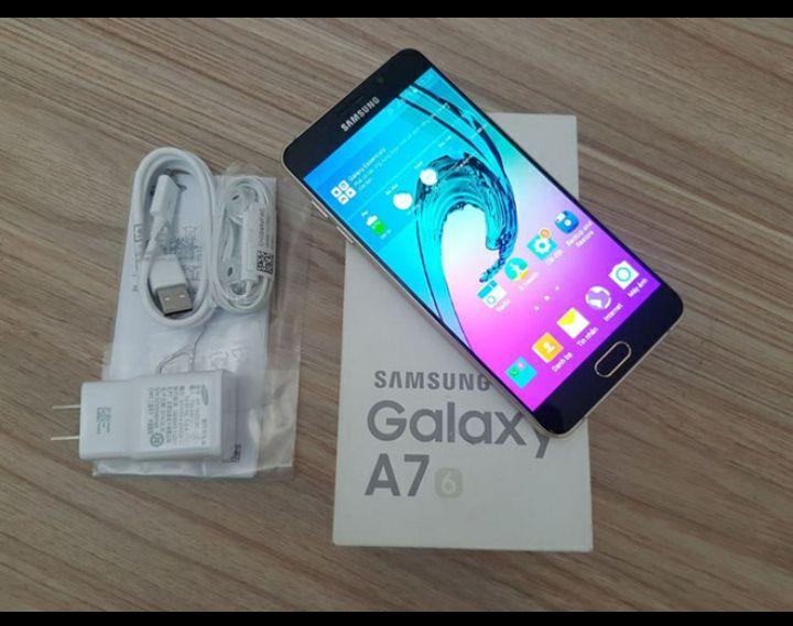 Vende-se telefone samsung galaxy a7