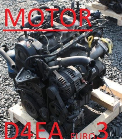 Motor Kia Sportage D4EA Euro 3