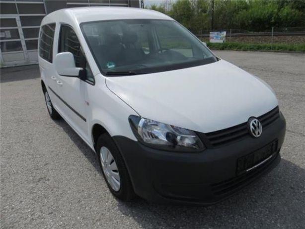 VW Volkswagen Caddy Ecofuel 2.0i, метан CNG на части Фолксваген кади