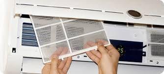 Manutenção de ar condicionados split e de janela
