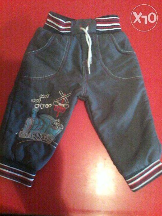 Pantaloni pentru copii fete/baieti 1-2 ani