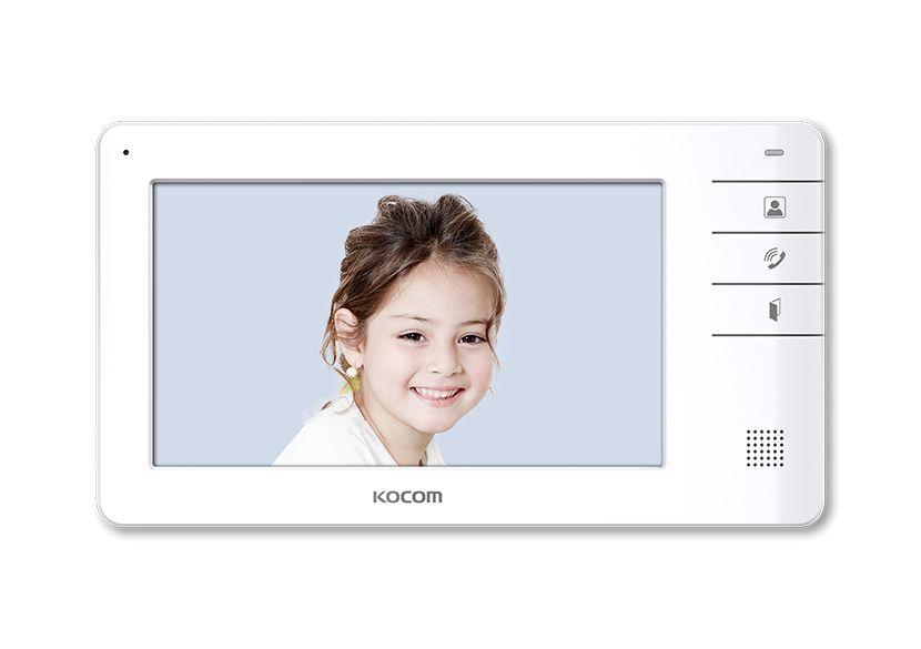 Домофон Kocom под ключ 125000тг Установка ремонт домофонов Kocom