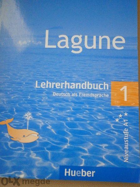 Lagune 1- ръководство за учителя по немски език за 8. клас