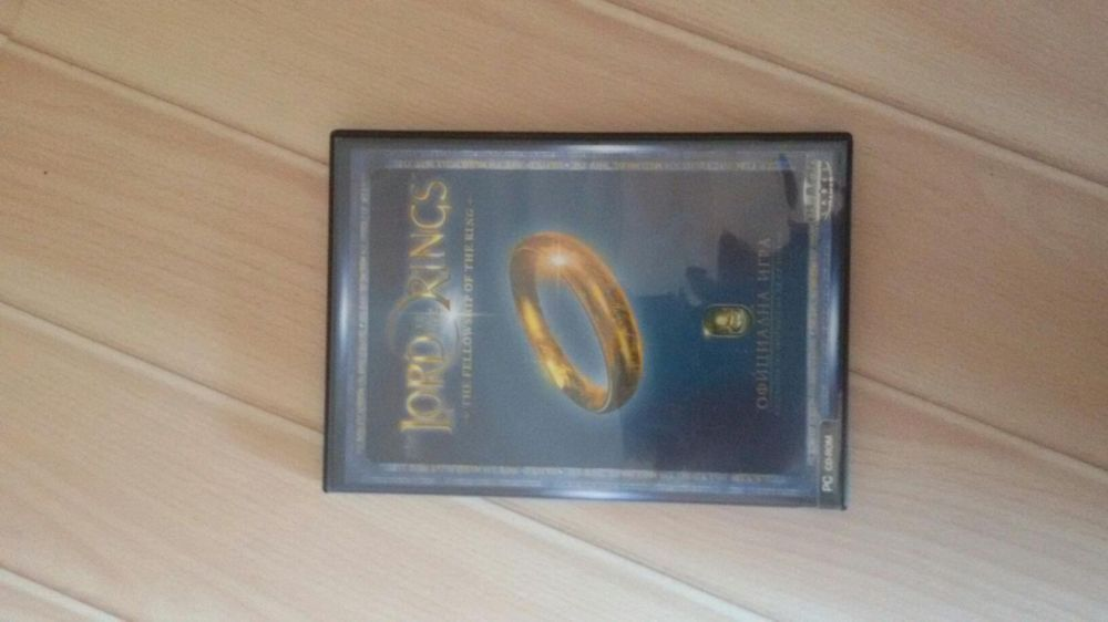 Lord of the Rings оригинална PC игра