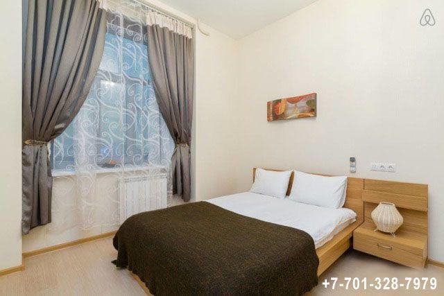 Однокомнатаная квартира в районе Драмтеатра можно по часам