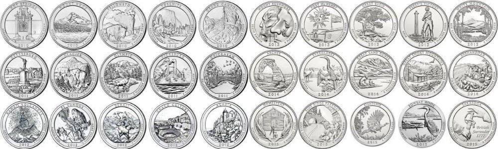 Продам монеты США