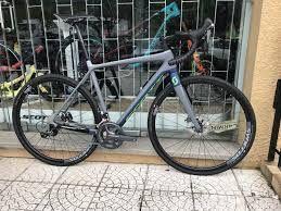Bicicleta scott a venda