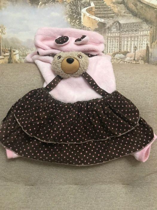 Продаю Комбенизон-платье б/у в отличном состоянии!