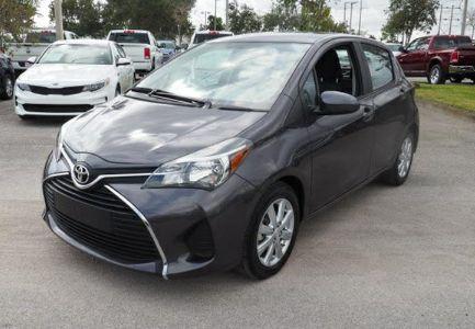 Toyota yaris a ser comercializado