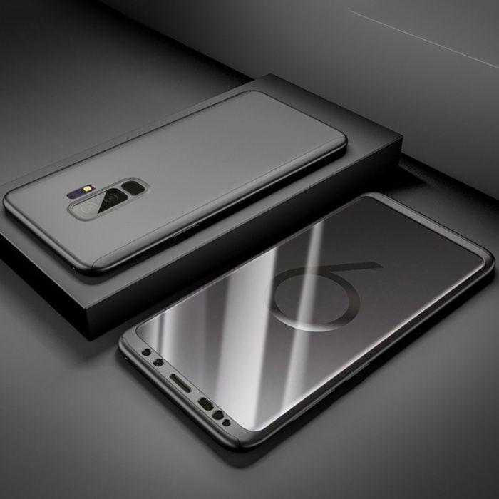 360 калъф кейс мат за Samsung Galaxy S9, S9+, Plus, A8 2018, А6, А6+