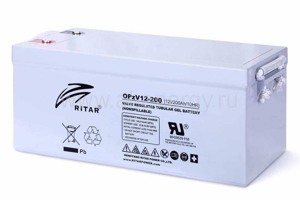 Гелевый аккумулятор для солнечных батарей. GEL. AGM.