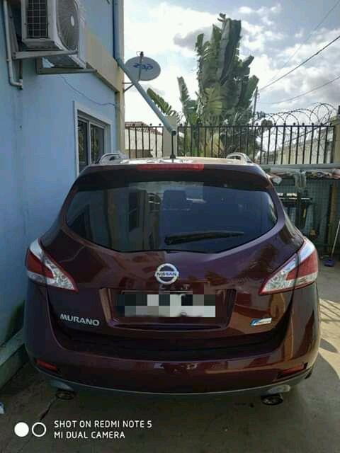 Vendo Nissan Murano bem cuidado praticamente novo