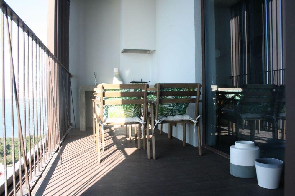 Arrenda se Apartamento tipo 1 na JN130 Totalmente Mobilado Av Julius N