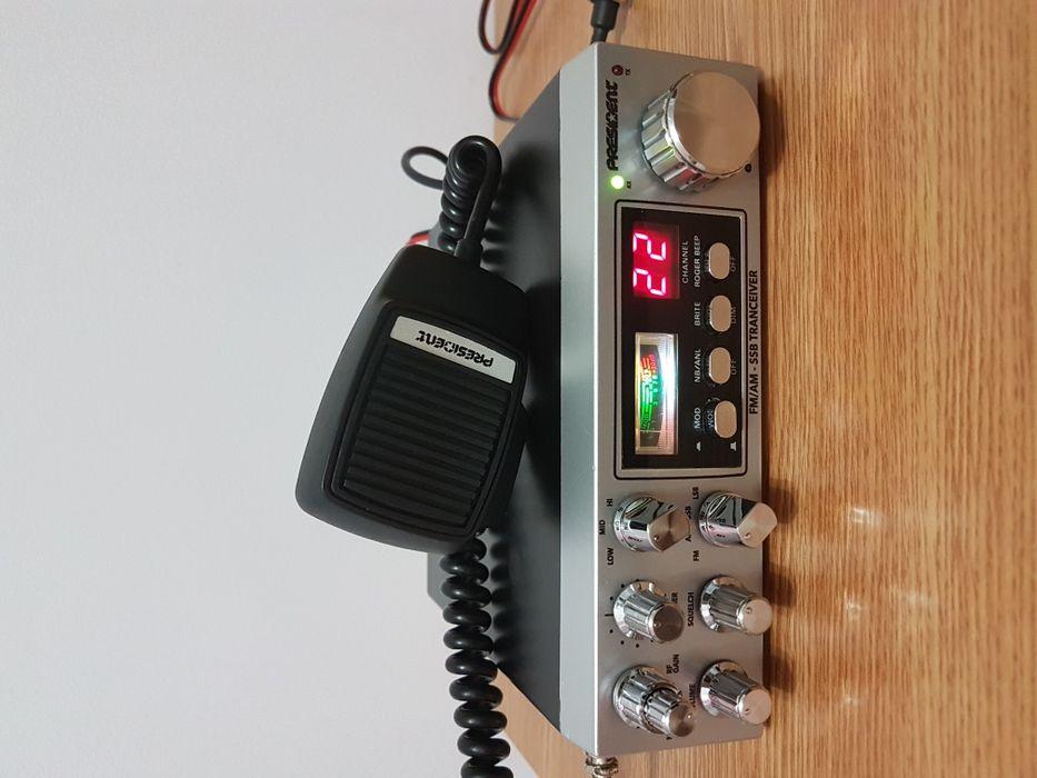 Statie radio CB - President Grant / 35W (stare perfecta)