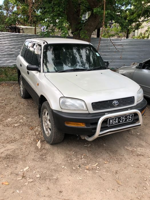 Toyota Rav 4 Manual