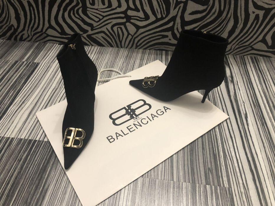 Ghete/pantofi Balenciaga ! Colecția noua ! Piele naturală /toc 7cm