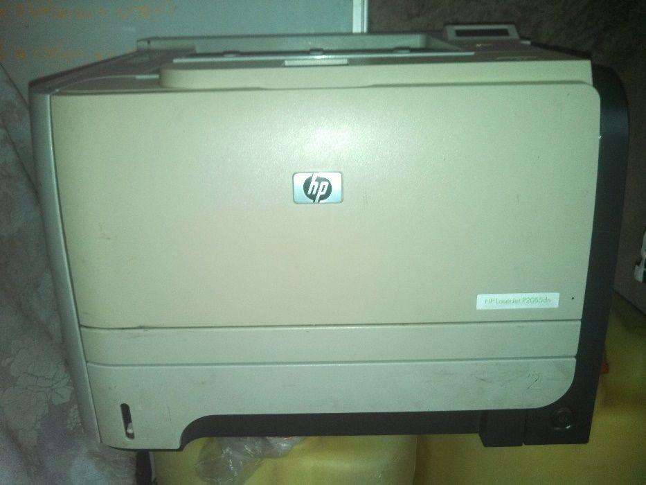 impressora hp laserjet P2055 dn