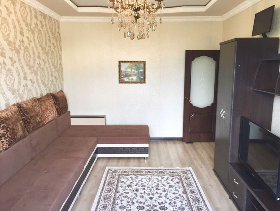 2х ком-я VIP квартира посуточно на Розыбакиева Сатпаева рядом Мега