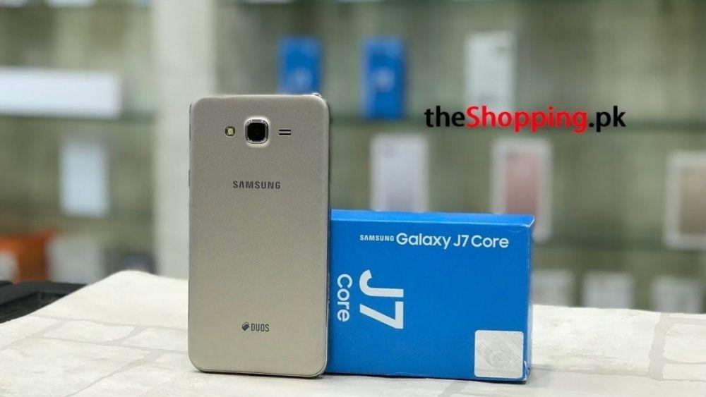 Samsung J7Core 32GB/novos na caixa.