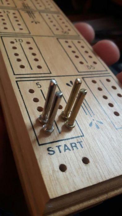 Joc tabla de Cribbage