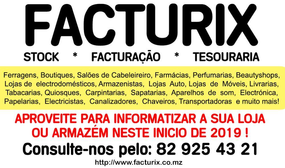 Facturix - Software de Gestão Comercial