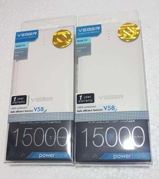 Power Bank para Iphone e Android
