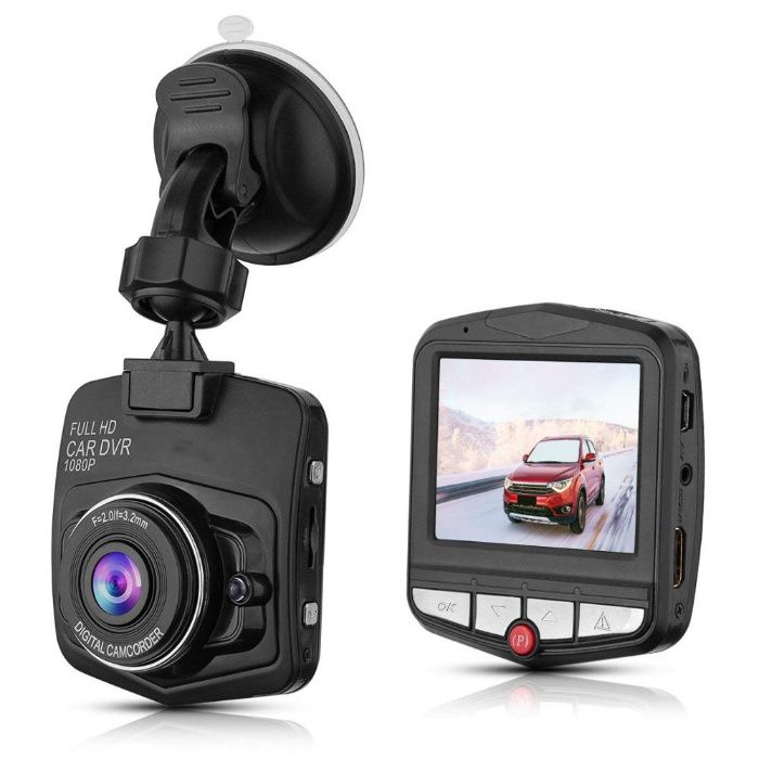 Видеорегистратор-C900 Car Camera FullHD DVR Novatek Dash Cam