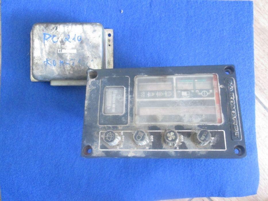 Calculator de excavator Komatsu PC210